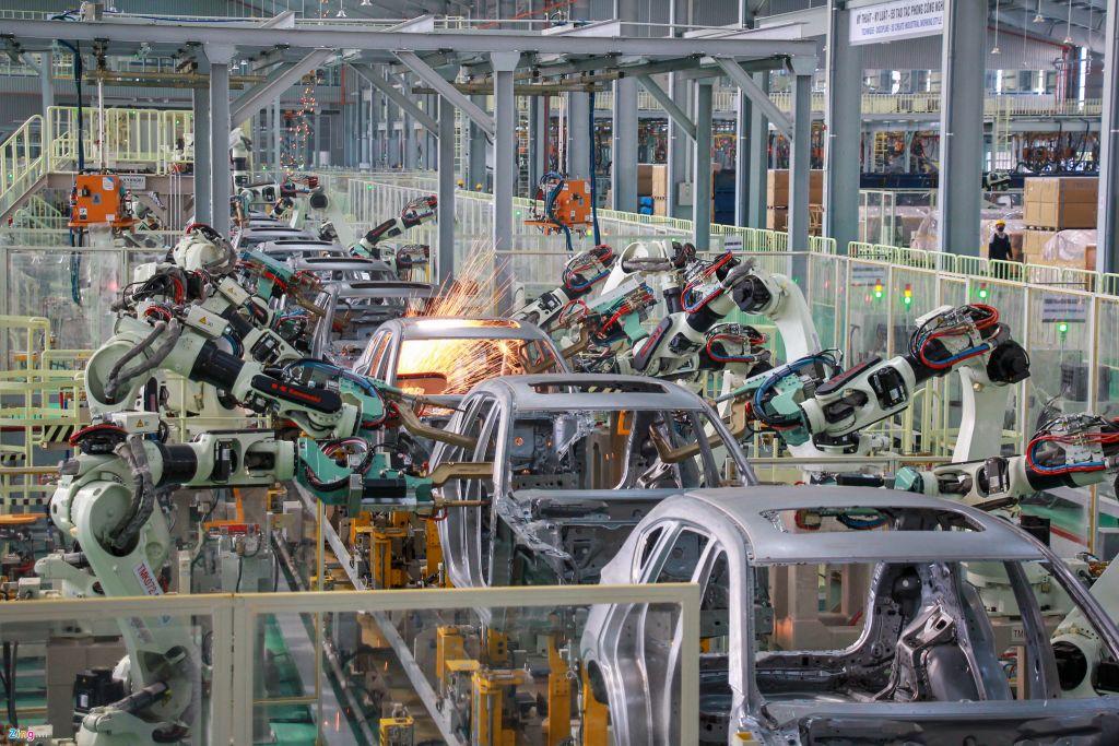nhà máy Mazda