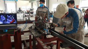 Lắp máy công nghiệp Việt Nam